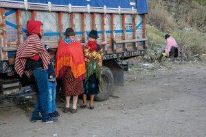 Ecuador, Quilotoa, Zumbawa