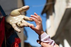 rito dei flagellanti pasqua cattolica