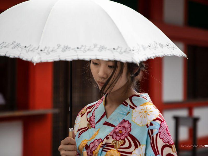 Geishe a Tokyo, foto di Corrada Onorifico