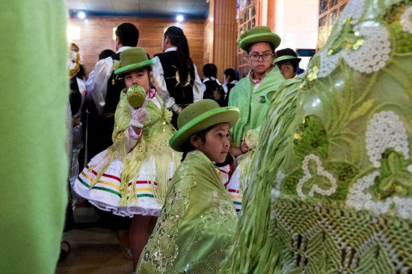 Festa de la Virgen del Carmen, foto di Corrada Onorifico