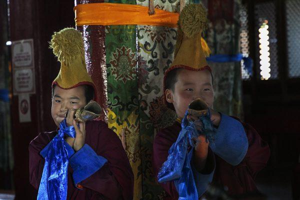 buddismo mongolia